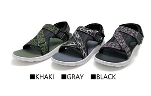 Men's Sport Sandal 3 color set 20 Pairs