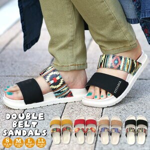 [ 2020NewItem ] Double Belt Sandal Sport Sandal Outdoor Good