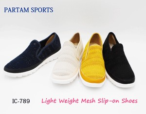 Light-Weight Mesh Slippon