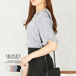 S/S Random Pleats Mellow Top Korea