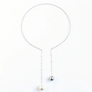 Pearl Pearl Necklace Memory Twinkle