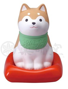 Taste Dog Weather Eco humidifier Sitting Shiba Dog Saucer