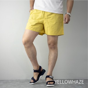 [ 2020NewItem ] Shorts Men's Water-Repellent Two Way Nylon Synthetic Short Shorts