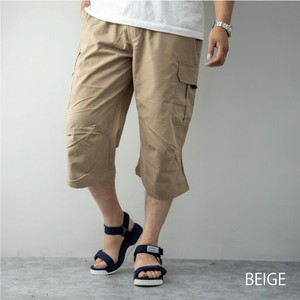 [ 2020NewItem ] Cargo Pants Men's Cropped Three-Quarter Length Outdoor Good