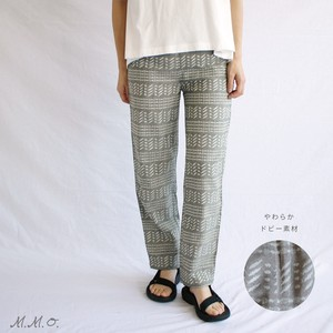 Dobby Tapered Pants