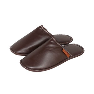 [DULTON] Slipper Brown