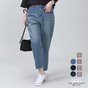 [ 2020NewItem ] Boy Friend Pants Denim Ankle S/S