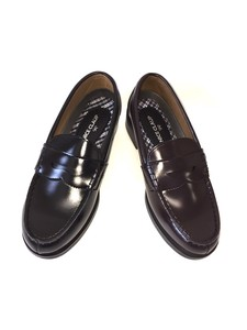 Mens Tag1 Black Leather Slip On Shoes Am-801 Size