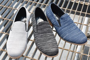 Mesh Knitted Slippon Shoes