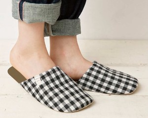 [ 2020NewItem ] Checkered Stripe soft Slipper