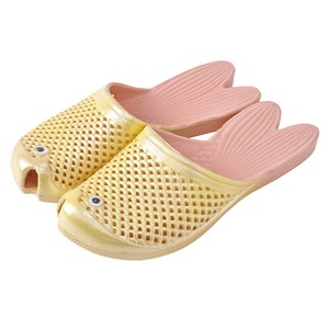 Goldfish Sandal Hawaiian Yellow Free Size