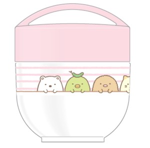 Light-Weight Heat Retention Donburi Bowl Lunch Sumikko gurashi