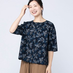 [ 2020NewItem ] peniphass Neck Print Blouse