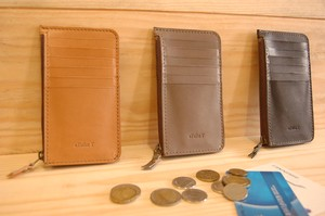 Compact Slim Coin Card Case