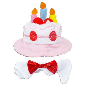 Soft Toys/Dolls Costume Cake