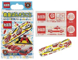 Size M Tomica