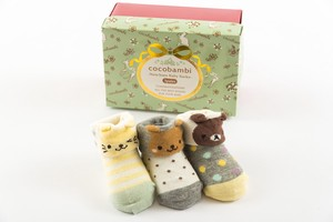 Newborn Socks Gift Animal