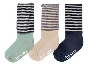 Kids Knee High Socks Border Socks