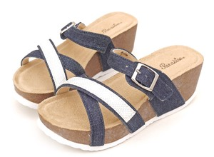 Sandal Sport Sandal Closs Belt Usually Wedge Sole High Heel SC