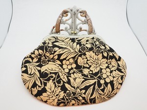 Feeling Coin Purse Bag Base Large Small Birds Flower