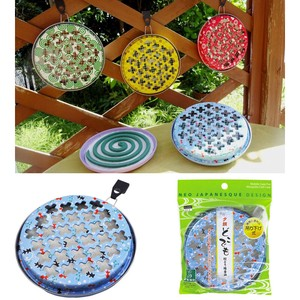 Portable Mosquito Coil Plate Bottle Gourd Anywhere Mosquito Coil Plate Goldfish