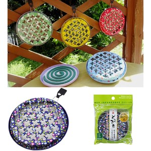 Bottle Gourd Anywhere Mosquito Coil Plate Type