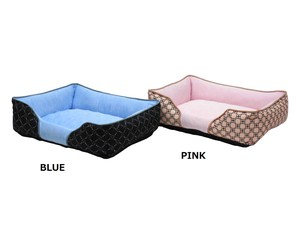 S/S Lace Print Pet Bed for Cat