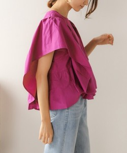 potpourri Gather Flare Blouse