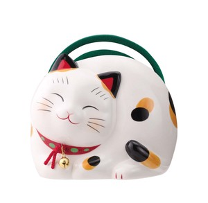 Japanese summer features Ornament Interior Cat Mosquito Coil Stand