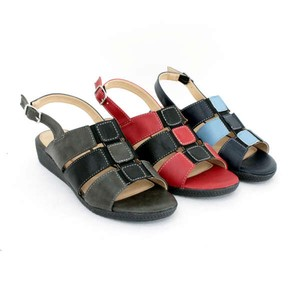 [ 2020NewItem ] Blackstrap Multi-Color Sandal