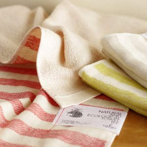 Made in Japan Diagonal Combination Face Towel Wash Towel
