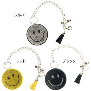 Smile Bag Charm type One Side Chain Use Key Ring