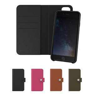 iPhone Back Cover Notebook Type Case