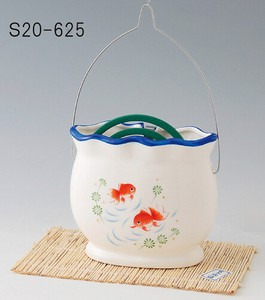Japanese summer features Ornament Interior Mosquito Coil Stand Fishbowl