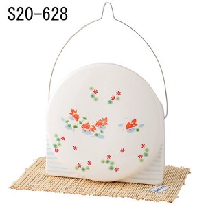 Japanese summer features Ornament Interior Mosquito Coil Stand Goldfish
