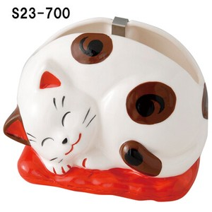 Japanese summer features Ornament Interior Mosquito Coil Stand Sleep Cat
