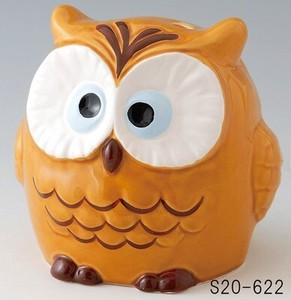 Japanese summer features Ornament Interior Owl Mosquito Coil Stand