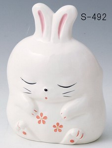 Japanese summer features Ornament Interior Mosquito Coil Stand Nap Rabbit
