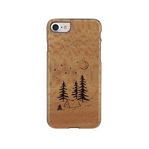 iPhone Case Natural Wood Case