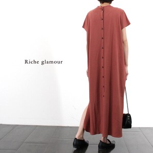 [ 2020NewItem ] Jersey Stretch One‐piece dress.
