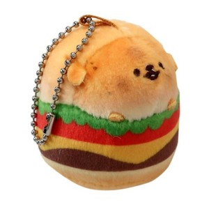 Ken Yeast Soft Toy Mascot Pooh Burger