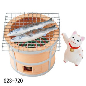 Japanese summer features Ornament Interior Mosquito Coil Stand Cat