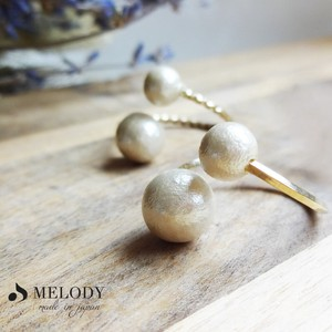 Double Cotton Pearl Ring Ring Ladies