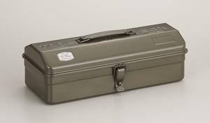 カラー山型工具箱 Y型シーリーズ  Y-350MG(ミリタリーグリーン)