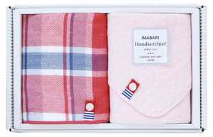 IMABARI TOWEL Handkerchief Set