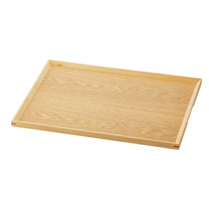 Wooden Slip Multi Tray Large Natural Kitchen