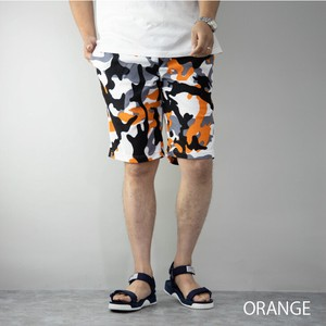 [ 2020NewItem ] Shor Pants Men's Print Camouflage Sweat Pants Half Pants Shorts Pants