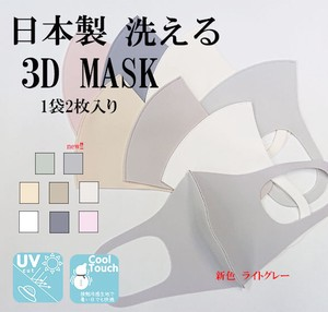 Cool UV Cut Round Return Mask