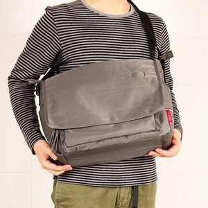 Nylon Light-Weight Shoulder Bag