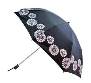 【日本製】麻エンブロイダリーレース刺繍 パラソル 折りたたみ傘 2020新作
